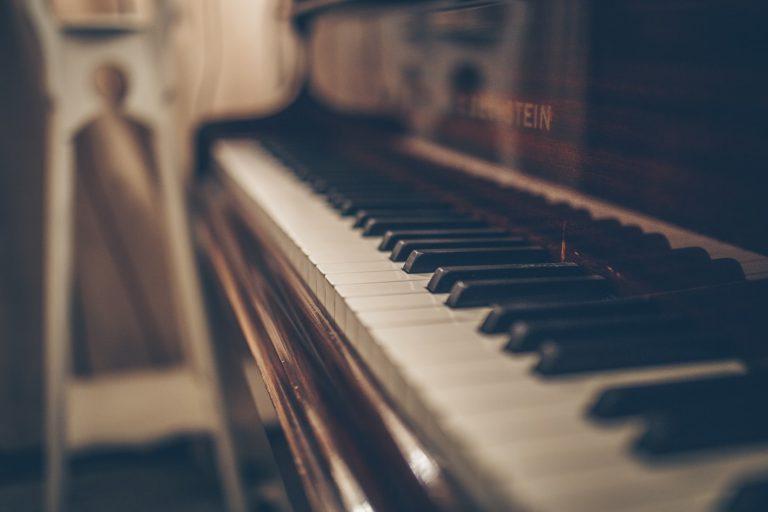 L'accord piano le plus utilisé dans les chansons