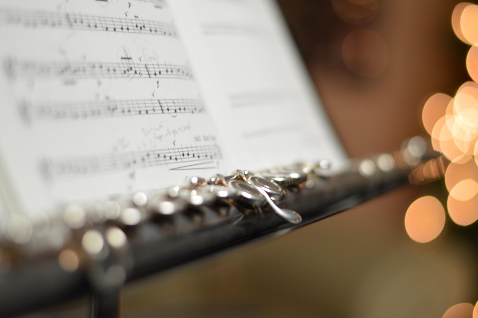 Apprendre à repérer les notes sur une portée musique
